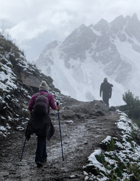 How difficult is Salkantay Trek?